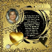 Golden Heart Award for Ferro