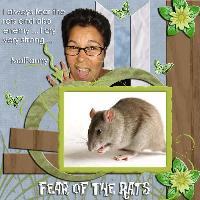 Scrap Your Phobias/Fears