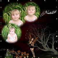 Natilie in a Fairy Tale Land