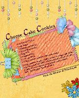 Cheese Cake Cookies Recipe