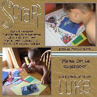 Scrap;'r Luke