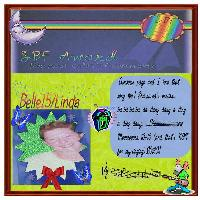 Belle15 colorful comment award