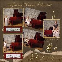 spring piano recital