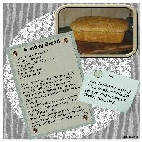 Sunday Bread