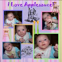 I Love Applesauce