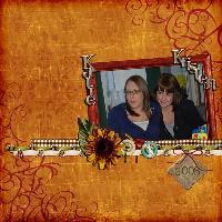 Katie and Kristen