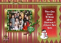 Holiday Card Challenge