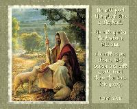 Isaiah 40:11 My Shepherd