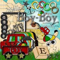 The Boy-Boy Collection by eddielle
