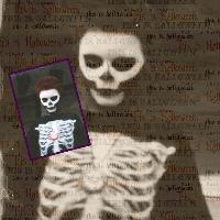 Garrett- Skeleton