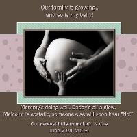 Our Announcement