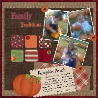 Pumpkin Patch Day