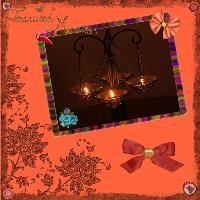 Tea lights & oil burners