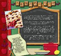 Cherry Pie for Fav. Recipe Challenge