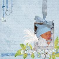 ::Welcome CJ-Our Lil Angel::