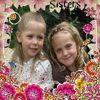 Sisters & Grand Daughters