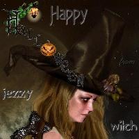 Jezzy witch