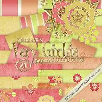 Very Girlie Collection Papers by eddielle