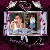 Hanne My Friend