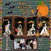 Dakota's Halloween Debut, 2008