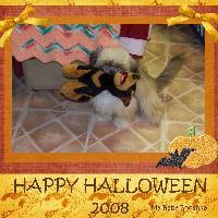 Booshka Halloween