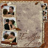 Endless Love (Scraplift 3)