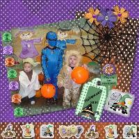 Halloween Cousins 2008