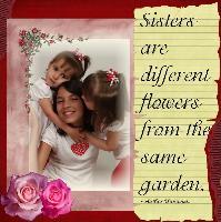 Sister Challenge