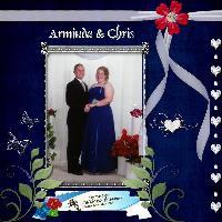 Arminda & Chris Prom 2008
