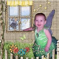 Cute Fairy A