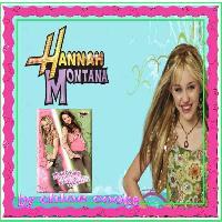 my hannah montana page