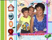 Beej Mom & Grandma