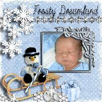 Frosty Dreamland
