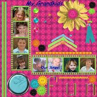 Grandkids Spring Collection