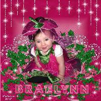 Braelynn The Fairy Princess