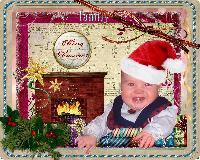Darren First Christmas