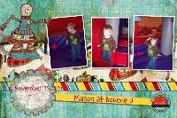 Mason at Bounce U