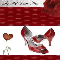 My Red Dream Shoes