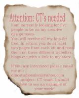 creative team needed