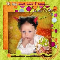 Andrei the little devil