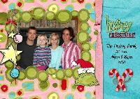 2008 Christmas Card #1