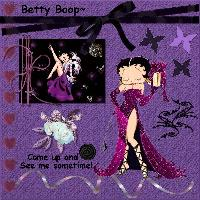 Betty Boop!