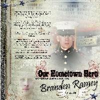 our hometown hero branden ramey