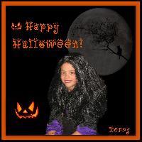 Boo!!! Happy Halloween!