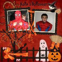 Kolin's Holloween