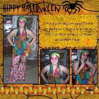 Hippy Halloween