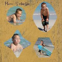 Children - Beach
