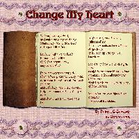 Change My Heart