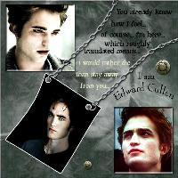 Twilight Character Challenge