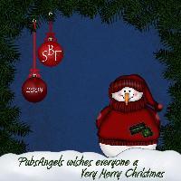 SBF Christmas 2008 Card